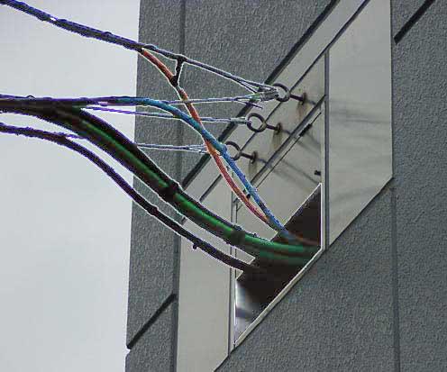 Как удалить провода на вшопе